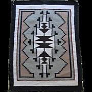 SALE American Navajo Wool Rug
