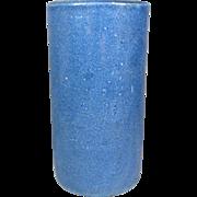 Antique Chinese  Blue Artist Brushpot