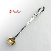 Old English Mustard Ladle Sterling Silver Towle 1892