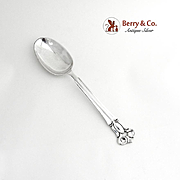 Monica Tablespoon Sterling Silver Cohr Denmark