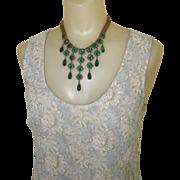 Vintage Party Dress, Sheer Tea Length, DKNY