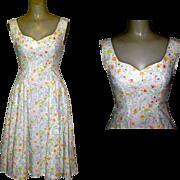 Rhinestone Party Dress, Vintage Jitterbug