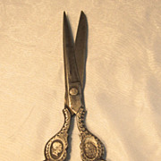 Antique German Hyane Solingen Scissors
