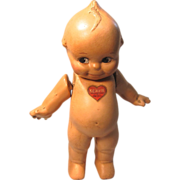 """Vintage 11"""" Composite Kewpie Doll by Rose O'Neill"""