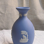Antique Wedgwood Jasperware Vase