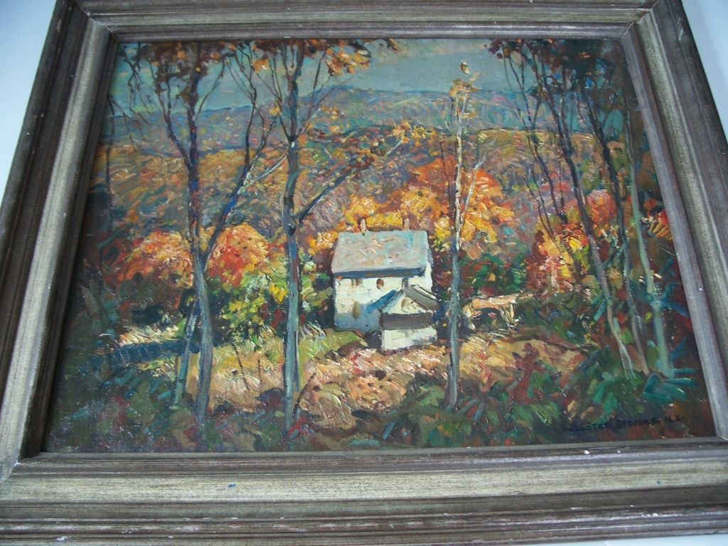 William Lester Stevens, Impressionist