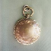 ..Antique Georgian Gold Gilt Locket