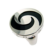 Discontinued BVLGARI Optical Illusion Ring