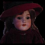 Handwerck Child With Matching Head And Body