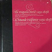 The Hispanic World 1492-1898  BOOK Library of Congress washington Codinace