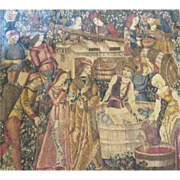 ON SALE André Demay and Georges Boitard Limited Edition French tapestry
