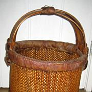 Chinese Large Rice Basket