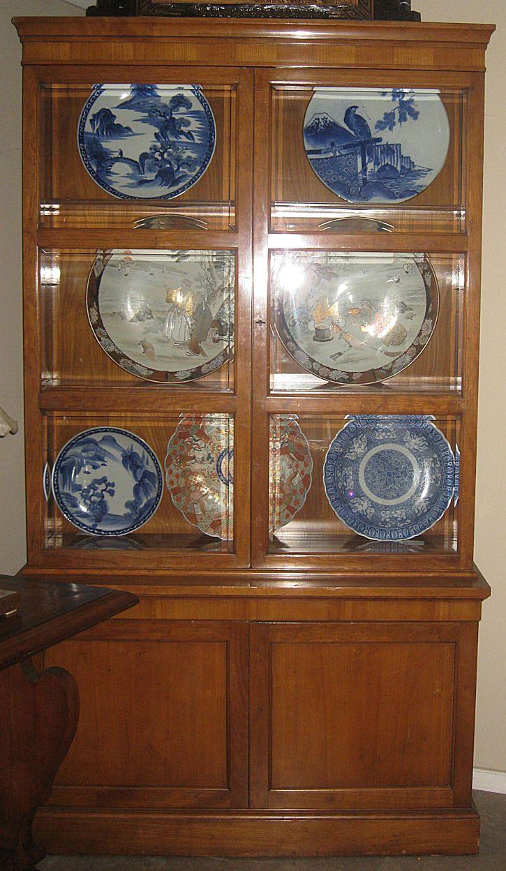 19th Century Edwardian Satinwood Bookcase