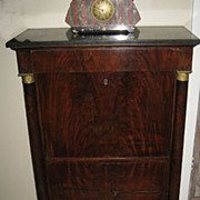 19th C. Elegant French Empire Secretary