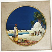 Exquisite 1940's Prints of Egyptian Scenes
