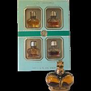 Vintage Prince Matchabelli Perfume Bottles