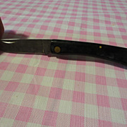Vintage old Case XX pocket knife no = 2138 USA made