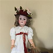 JDK 214 Fabulous Bisque Doll