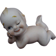Winking Kewpie by Lefton