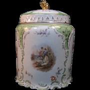 Rosenthal Biscuit Jar