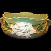 """Roseville Pottery Bowl """"Gardenia"""""""