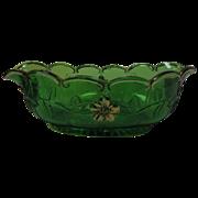 Paneled Dogwood Bowl