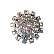 Kramer of New York Domed Brooch