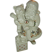 Lenox Santa Figurine