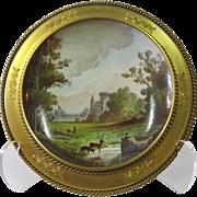 """Vintage French Porcelain signed """"Van Loo"""""""