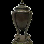 Tiffany Studios lamp base