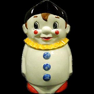 Large Goebel Clown Pitcher TMK 6
