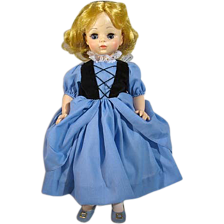 Madame Alexander Goldilocks with Box