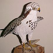 Wildlife Carving- Osprey by J. Bolton, Chesapeake Bay