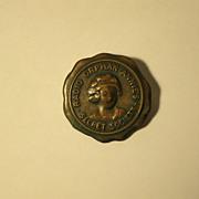 Orphan Annie's Secret Society Pin