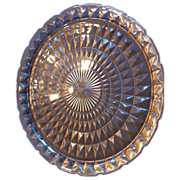 Large Possible Windsor Pattern  platter