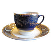 Salem China tea cup and saucer