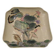 Decorative plate Hand painted