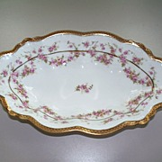 Carlsbad China Austria & M&Z Austria & Kaiserin Maria Theresia  K B N Y Bowl