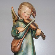 "Hummel ""Celestial Musician"" Angel  Full Bee TMK #2  #188  7"" Tall"