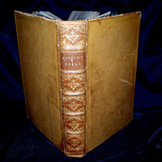 "Antique Book ""Gordon's Poems"" A.H. Massina Publisher   1868"