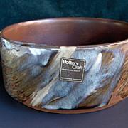 Pottery Craft - Treasure Craft Bowl