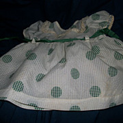 Lovely Patterned Dress For A Saucy Doll Free P&I US Buyers