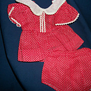 Dress and Panties for Patsy family type dolls Free P&I US Buyers