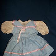 Sweet Dress For Toni Alexander Effanbee 50's Doll Free P&I US Buyers