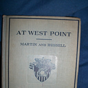 HTF 1918 At West Point French Course Russell Martin Free P&I US BUYERS