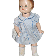 "Effanbee 19"" Patsy Ann Doll Free P&I US Buyers"