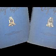 1936 Olympia two V Jessie Owens German Books Free P&I US Buyers
