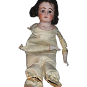Ernst Heubach Damaged Doll for Parts Free P&I US Buyers
