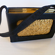 Elgin American Beauty Art Deco Cosmetic Compact CARRYALL
