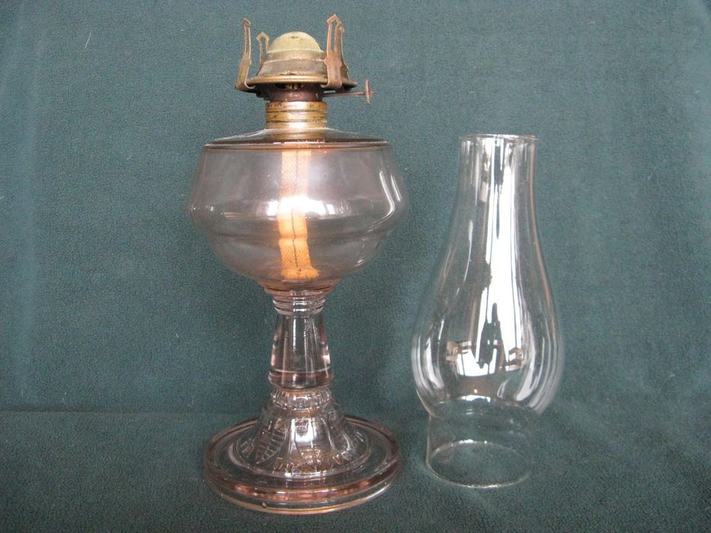 Fantasia Style Oil Lamp